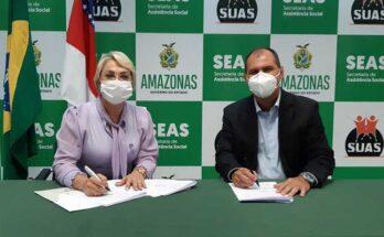 Ipem e Seas formalizam acordo de cooperação para destinação de produtos fiscalizados