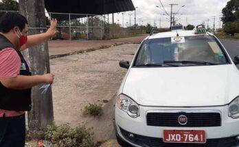Ipem-AM já fiscalizou cerca de 50% da frota de táxis em Manaus