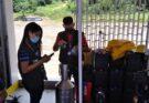 Posto flutuante é interditado durante ação do Ipem-AM, Procon-AM e ANP em Manacapuru
