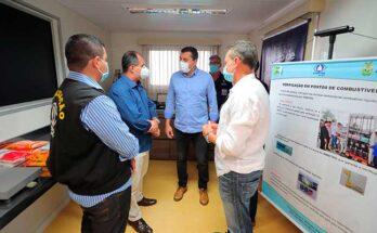 Wilson Lima acompanha início da missão do barco do Ipem no atendimento emergencial em cidades atingidas pela cheia