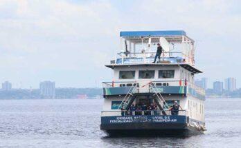 Barco do Ipem/Inmetro chega a Tapauá na próxima quinta-feira (08/04) levando ações emergenciais à população