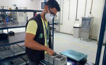 Ipem-AM realiza verificação de balanças em empresa fabricante do Polo Industrial de Manaus
