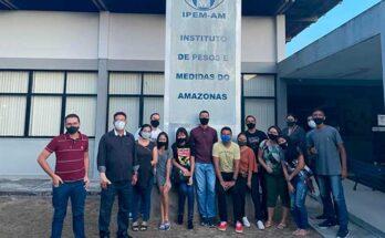 Ipem-AM e Cetam concluem a formação da quarta turma de metrologistas
