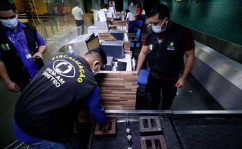 Operação 'Bagagem Exata' verifica balanças utilizadas por companhias aéreas no Aeroporto Eduardo Gomes