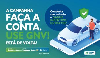 Campanha GNV